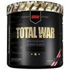 REDCON1 TOTAL WAR USA Pre Workout Crazy Strong Intense Energy Focus Pump 30 serv