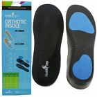 Healthy Step Arch Support Orthotic Insole Full Length Men/lady Plantar Fasciitis $7.99 USD on eBay