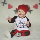 Toddler Baby Boy Tracksuit Long Sleeve T-Shirt Tops + Pants Outfits Clothes Set