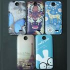 New Butterfly Tiger Rabbit Deer back hard case cover For HTC Desire 310 D310W