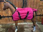 "SHETLAND/ MINI HORSE/FOAL PONY TURNOUT RUG  2'3"" to 3' Waterproof"
