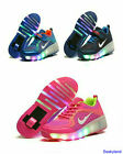 Kids Retractable Wheel Roller Skates Shoes Boys Gilrls AdultsLED Light Sneakers