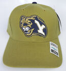 BYU COUGARS BRIGHAM YOUNG GOLD NCAA VINTAGE FITTED SIZED TOW CAP HAT NWT!