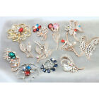 Austrian Crystals Brooches, Pins for Scurf-Garment-Wholesale Price
