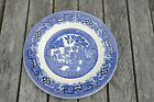 Swinnertons old willow and Churchill willow plates