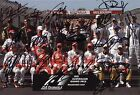 Formula One Grand Prix Drivers 2007 autographs, IP signed photoraph