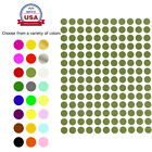 Внешний вид - Color Coding Labels 3/8 Inch Stickers Rounds Colored 0.375 Inch Circle 700 Pack