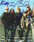 Scorpions ROCK BAND autograph, In-Person signed photograph