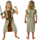 Kids Viking Boy Costume – Boys Historical Book Week TV Film School Fancy Dress