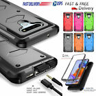 For LG K10 / Premier LTE Case Hybrid Armor Dual Layer Protective Phone Cover
