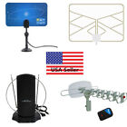 LONG 50+ MILE DIGITAL INDOOR/OUTDOOR TV ANTENNA HDTV DTV HD VHF/UHF Lot