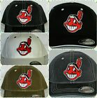 "Cleveland Indians ""FLEX FIT"" CAP ✨HAT ✨MLB PATCH/LOGO ✨2 SIZES ✨5 HOT COLORS NEW on Ebay"