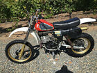 1982 Husqvarna CR250 Moto Cross