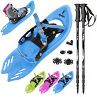 Alpidex KIDS Snowshoe in many Colours Backcountry with Children Winter Hiking
