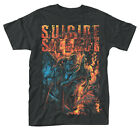 Suicide Silence 'Zombie Angst' T-Shirt - NUOVO E ORIGINALE