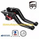 US STOCK For Suzuki GSXR600/750/1000 GSX-S1000/F/AB Short Brake Clutch Levers