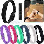Replacement Luxury Silicone Wrist Band Watch Strap For Fitbit Flex 2 Wristband