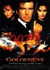 GOLDENEYE JAMES BOND Movie Poster [Various Sizes] $15.0 USD on eBay