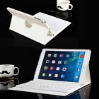 NEW Swivel Rotating Leather Case With Bluetooth Keyboard For Apple iPad Air1/2