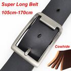 "Luxury Top quality Fashion Men's Belt 100% cowhide  Leather belt Waist 30""-53"""