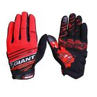 New Brand Giant Full Finger Touch Screen Cycling breathable silicone Gel Gloves