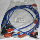 OEM Mercruiser MPI Ignition Wire Set for Flat Cap Part# 84-863656A04