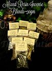~RESIN INCENSE RITUAL BLENDS~30gms~9 Blends~Charcoal~Wicca~Pagan~Love Success