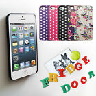Magnetic Grip Hard Phone Case Cover Skin for Apple iPhone 5 / 5S