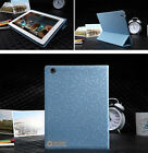 Premium Magnetic Folding Folio Leather Smart Cover Case for iPad 4 3 2 Blue USA