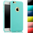 Ultra-Slim Soft Silicone Gel TPU Protective Back Case Cover For iPhone 6 6s Plus