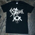 Exit-Stance - 'Crimes Against Humanity' T-shirt (punk crass mob discharge kbd) image