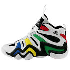 ADIDAS MEN CRAZY 8 BASKETBALL SHOE WHITE B72995 UK6.5-10.5 09'