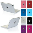 Stand Folio Case Smart Cover With Bluetooth Keyboard For Apple Ipad Mini 1 Ultra