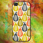 orla kiely mobile phone cover - Orla Kiely Fruit Pattern Pictorial Case for iPhone & Samsung