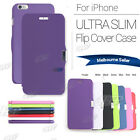 iPhone 6 / 6S Plus 4S 5 Case, Smart Slim Flip Leather Protective Cover For Apple