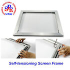 Внешний вид - Self-Tensioning Screen Frame Can Make ANY Size Screen Frame without glue stretch