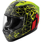 Icon Alliance Crysmatic X-LARGE Motorcycle Helmet 0101-7899