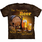 BEER OUTDOOR T Shirt The Mountain Drinking Brewing Redneck Quote Tee S-4XL 5XL