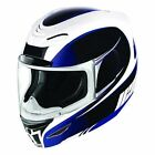 Icon Airmada Blue Salient Motorcycle Helmet 0101-658_