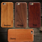 New Natural Wooden Wood Customizemobile Phone Case For Iphone77plus 6s 6 plus S6