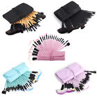 32pcs makeup brushes set eyeshadow lip powder