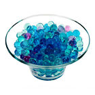 500 x Water Beads Clear Aqua Gel Crystals Bio Gel Balls Wedding Vase Centrepiece