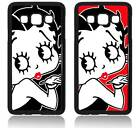 BETTY BOOP SAMSUNG GALAXY J1 J5 J7 2016 COVER CASE $15.95 USD