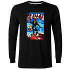 Def Leppard Women Of Doom T-shirt One Sided Printed Long Sleeve Man Clothing