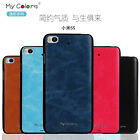 For XiaoMi Mi5S Plus Shockproof 360° Protection Leather + Soft TPU Case Cover