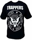 TRAPPERS DOPE GAME T-SHIRT HIP HOP URBAN SWAG TRAP TEE PRO CLUB