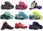 New Women's Salomon Speedcross 3 Outdoor Running Sports Trainers Shoes Sneakers