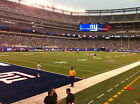 NY Giants v Cowboys 12 11 - 2 Tickets Section 121 With Free Blue Parking Pass