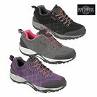 LADIES WOMENS WEATHER RESISTANT WALKING HIKING TRAIL BOOTS TRAINERS SHOE SIZE3-8