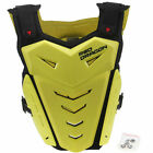 Cycling Motorcycles Vest Chest Guard Motorbike Bicycle Body Armor Gear Protector